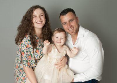 family shoot in farnham